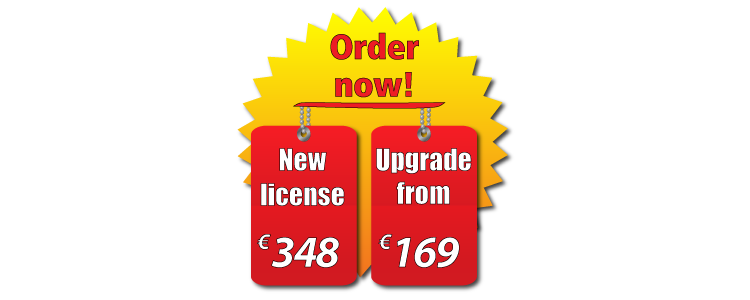 Order or upgrade!